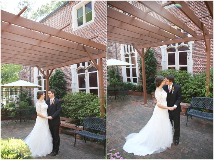 Elizabeth And Alex Wyndham Garden Gainesville Wedding Michelle Stoker Photography