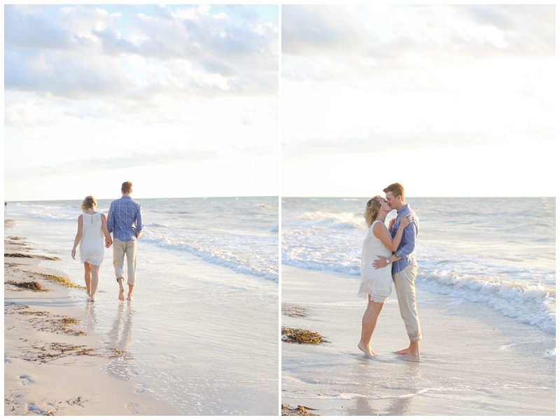 Indian Rocks Beach Engagement Session