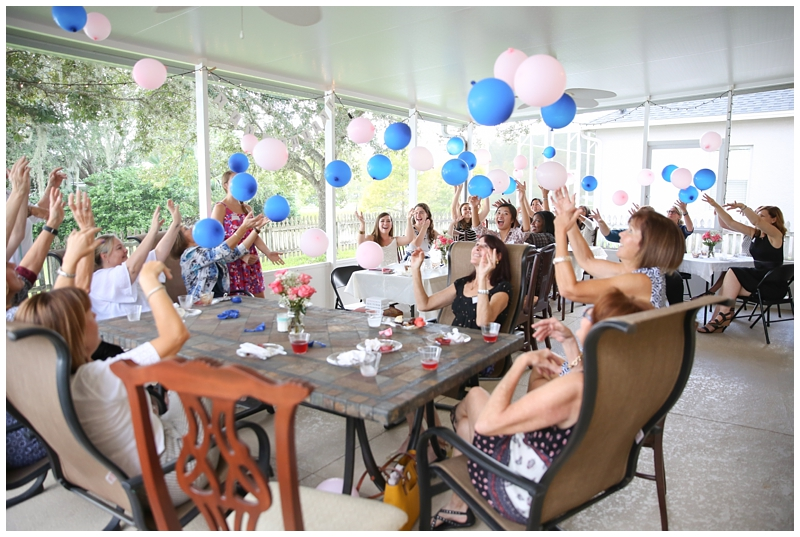 balloon bridal shower game