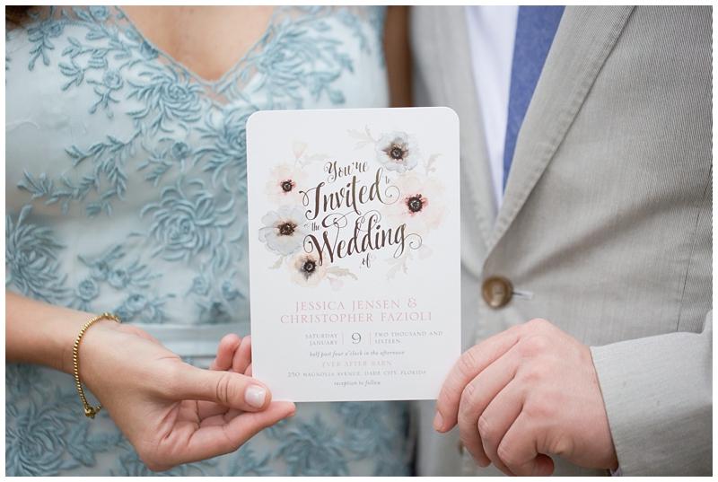 wedding paper divas invitation
