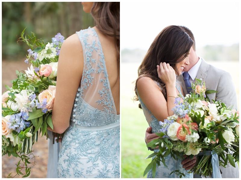pantone serenity blue dress