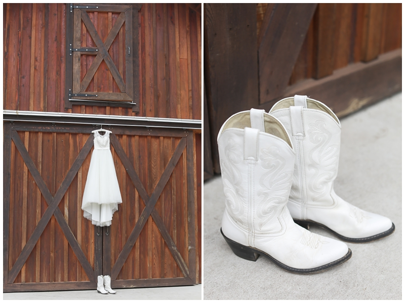 bride leather cowboy boots