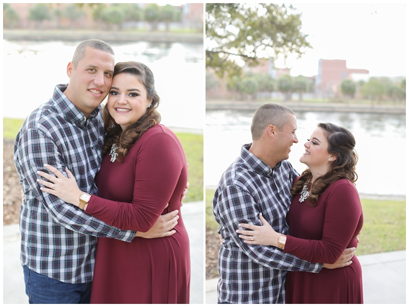 Tampa Water Works Park Engagement