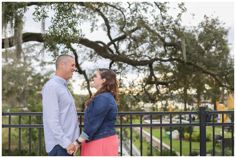 Tampa Ulele Engagement Session