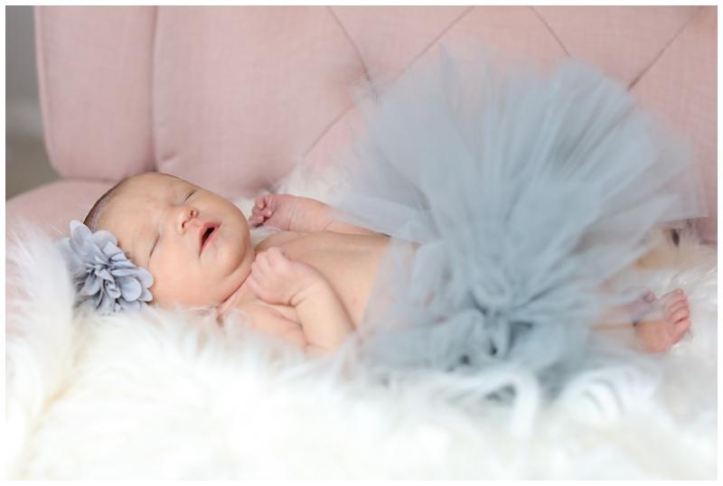 Baby girl newborn tutu