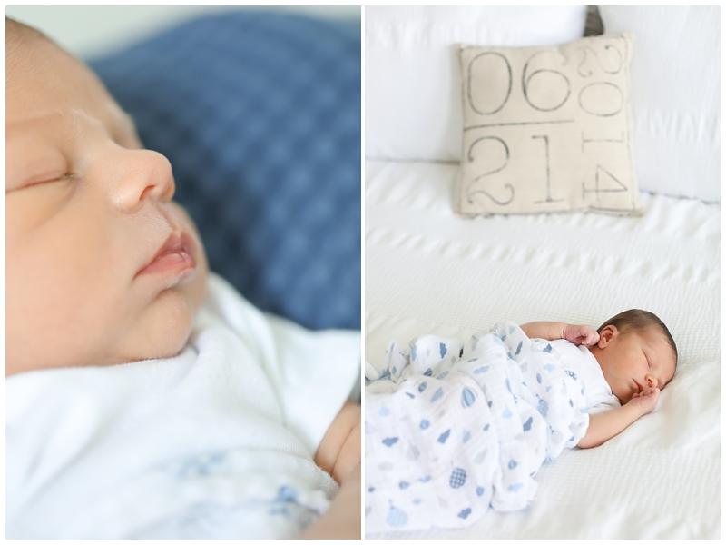 Newborn with Anniversary date
