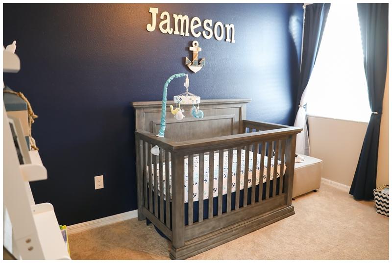 Jameson Boy Nursery