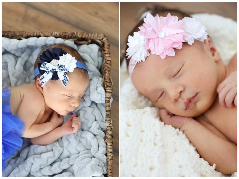 Tampa Bay Rays Newborn