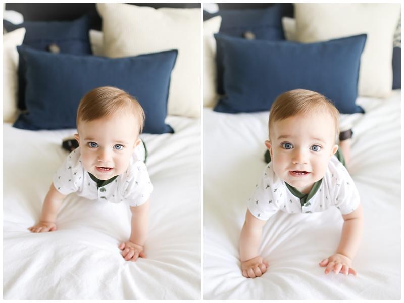 10 month baby milestone photos