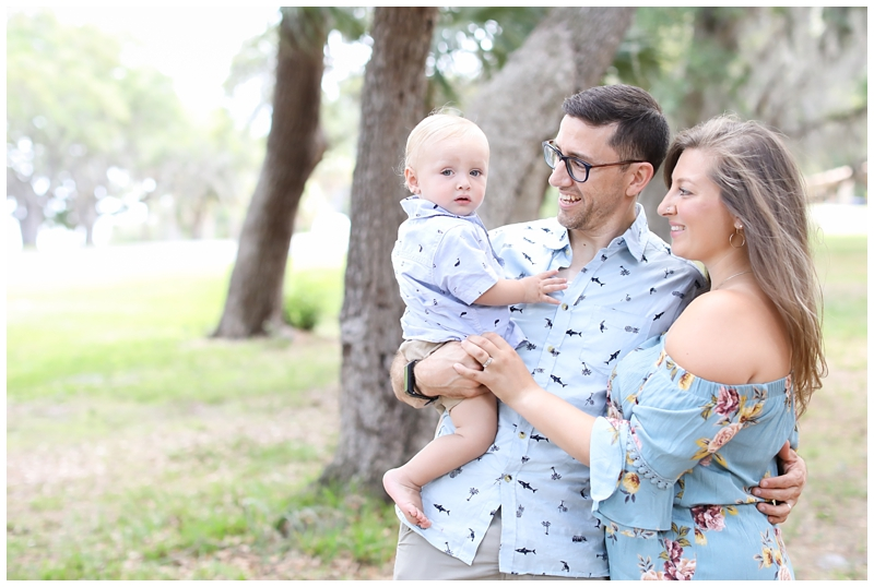 Philippe Park Family session