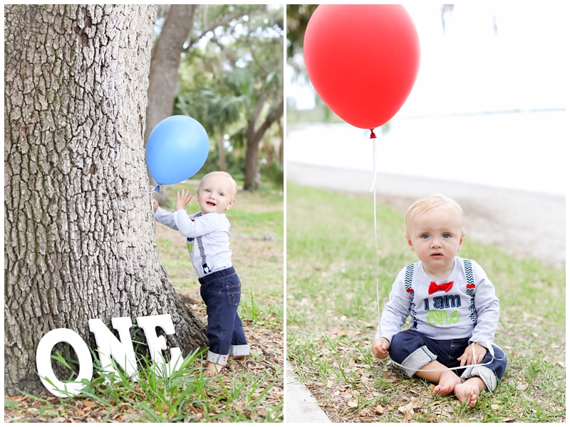 Tampa baby first birthday