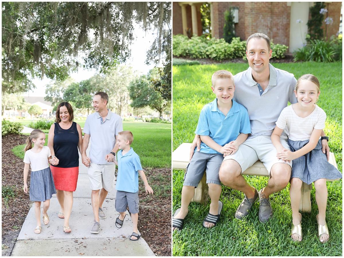 Westchase family photos