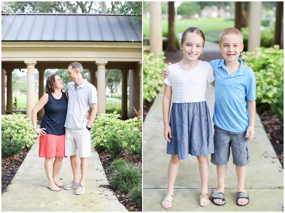 Westchase Tampa family photos