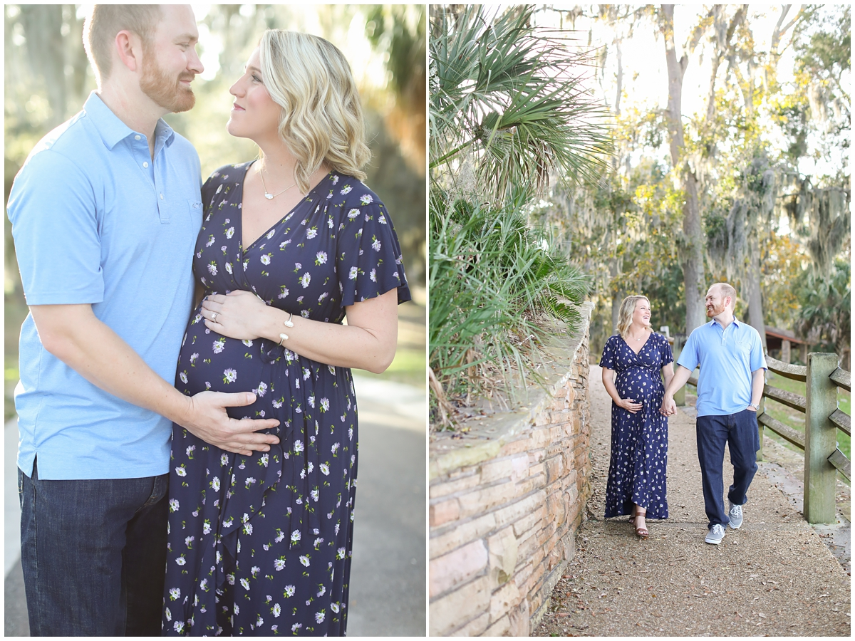 Philippe Park Maternity Session