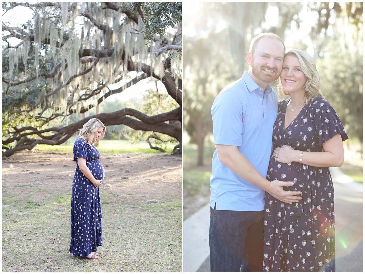 Safety Harbor Maternity Session