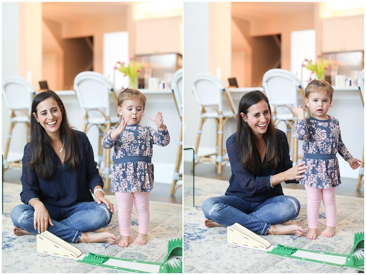 Toddler play lifestyle photos