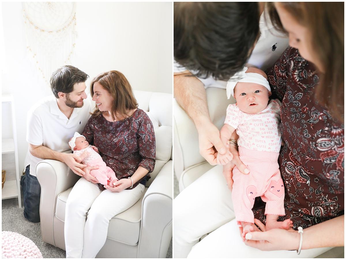 South Tampa Newborn Family Photographer