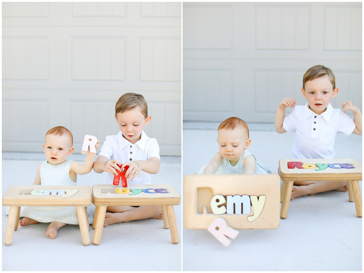 brother sister lifestyle family photos