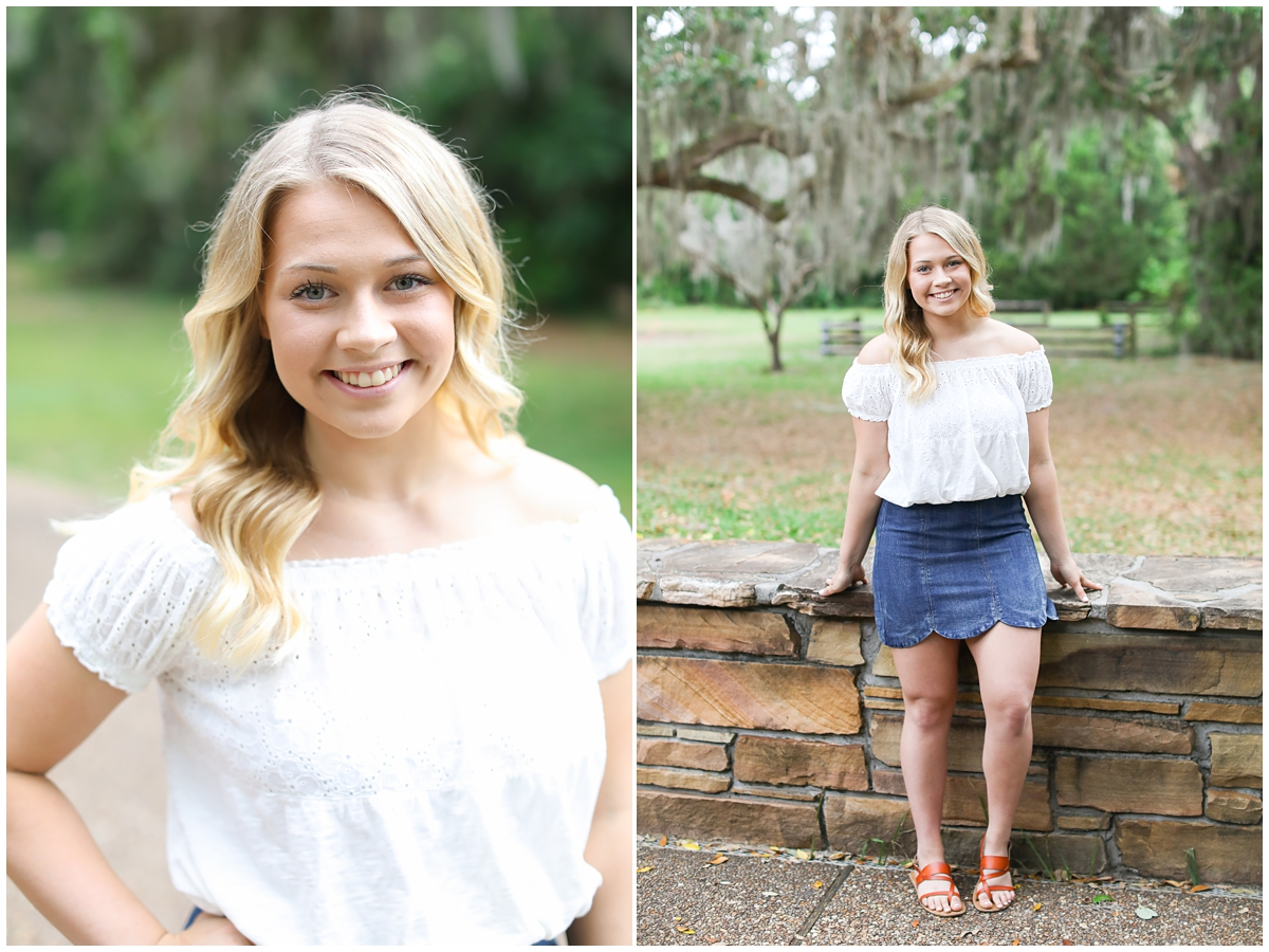 Senior photo session Safety Harbor