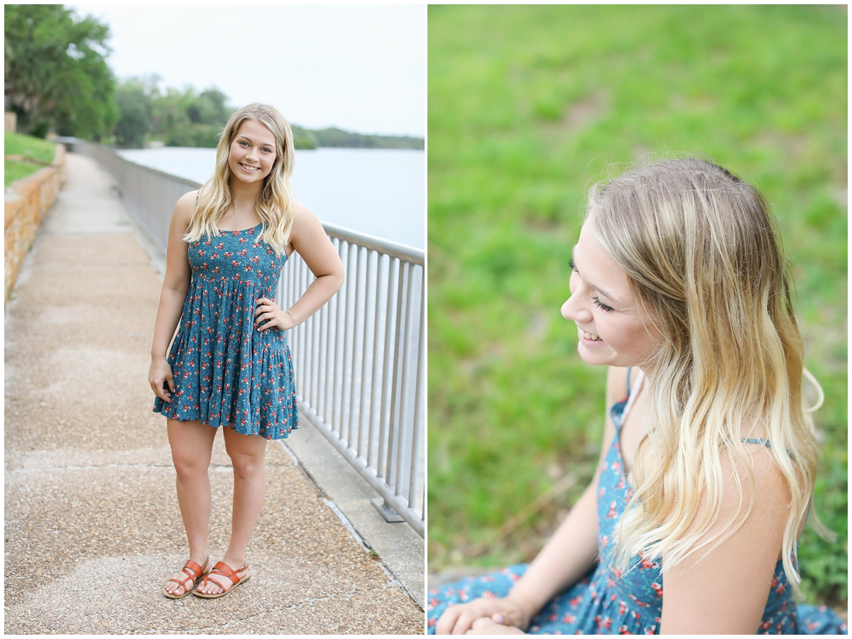 Westchase senior photos