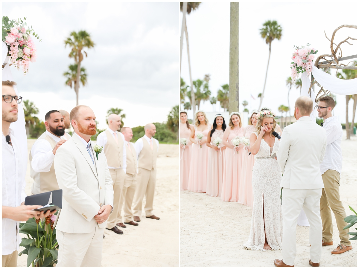 Beach Wedding Tampa