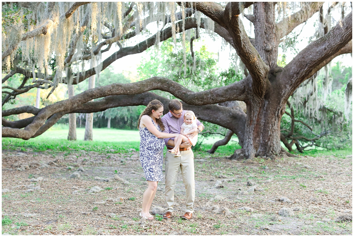 Philippe Park family maternity photography