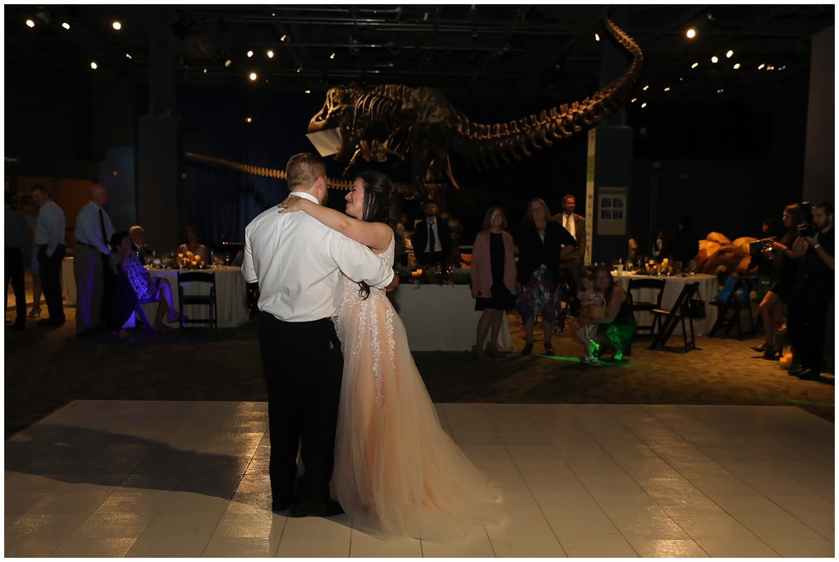 Orlando Science Center Dino Digs Dance Floor