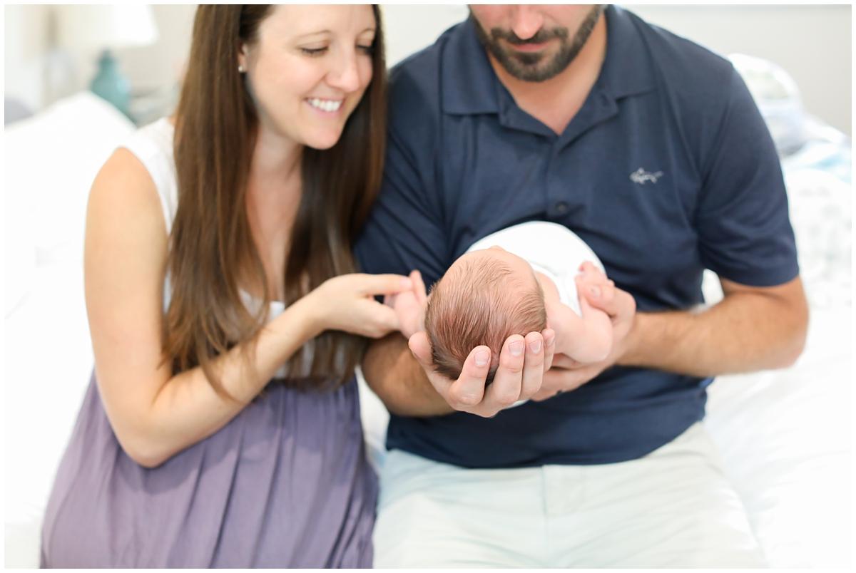 Tampa Family Newborn Photography