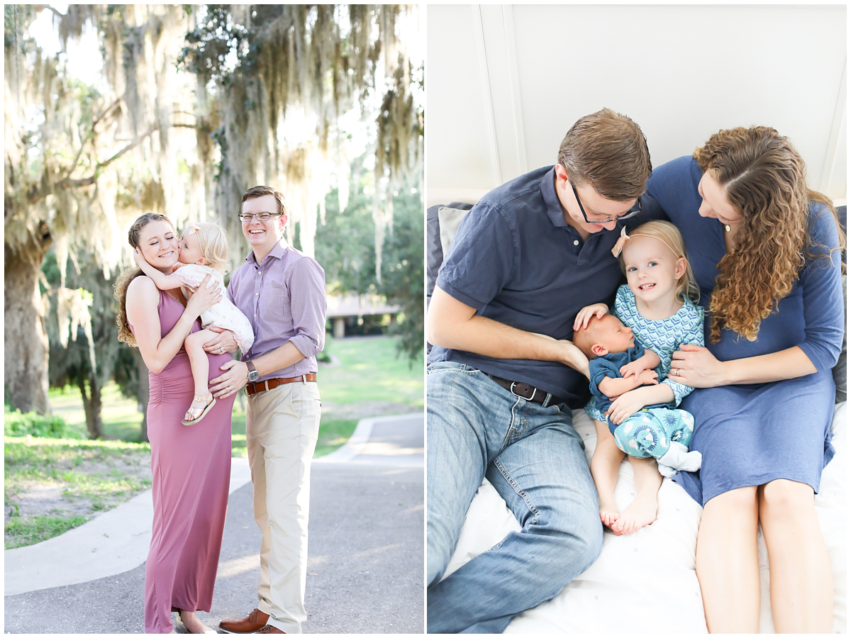 Westchase family newborn maternity photographer