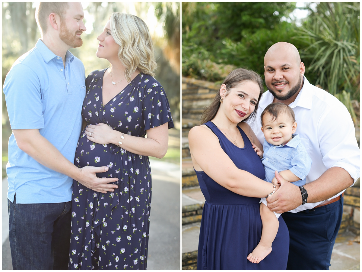 Philippe Park Family mini sessions