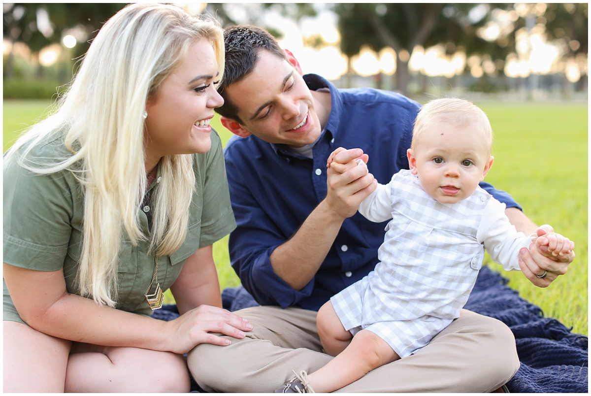 Downtown Tampa family photographer
