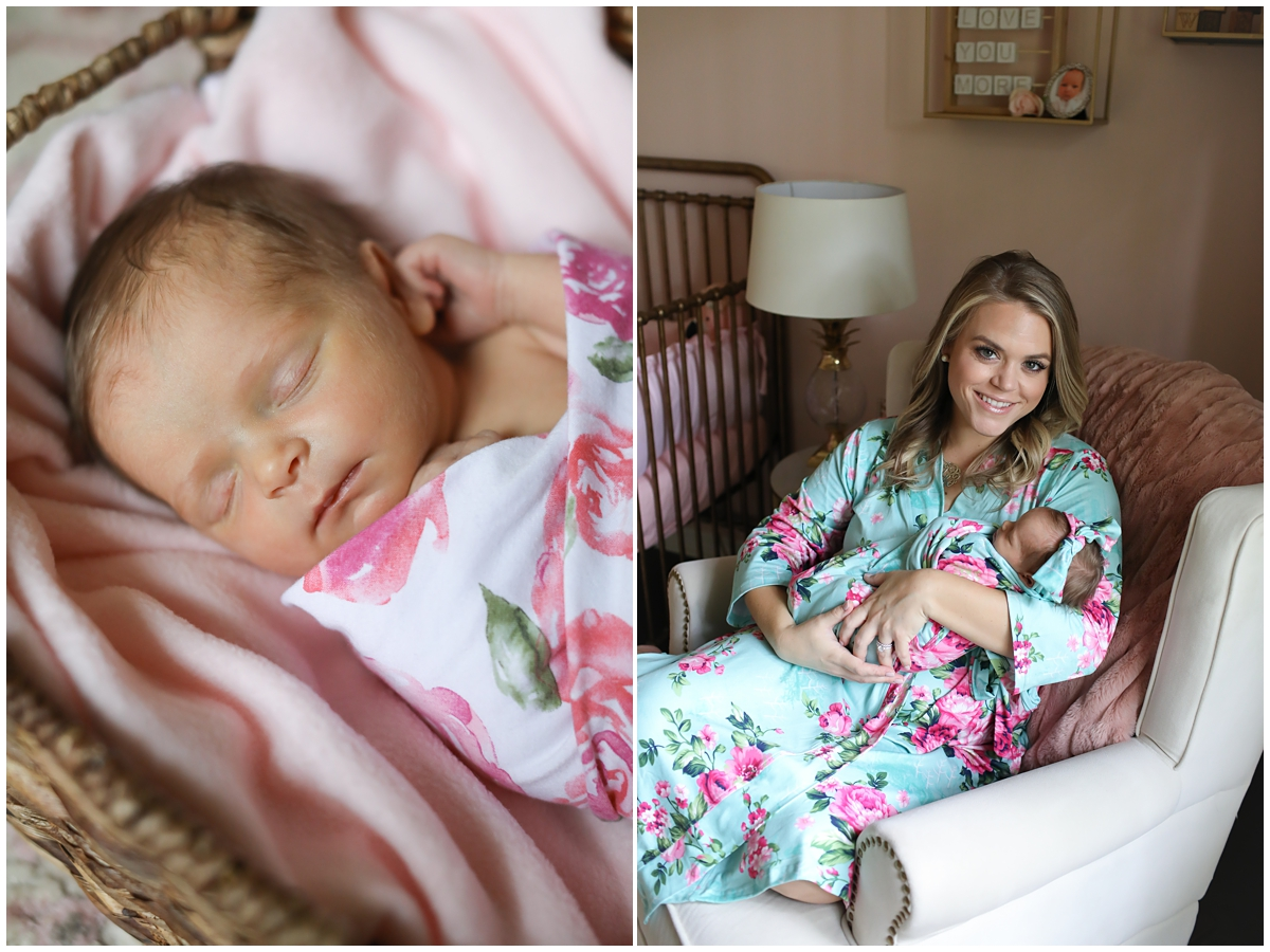 Michelle Stoker newborn photography