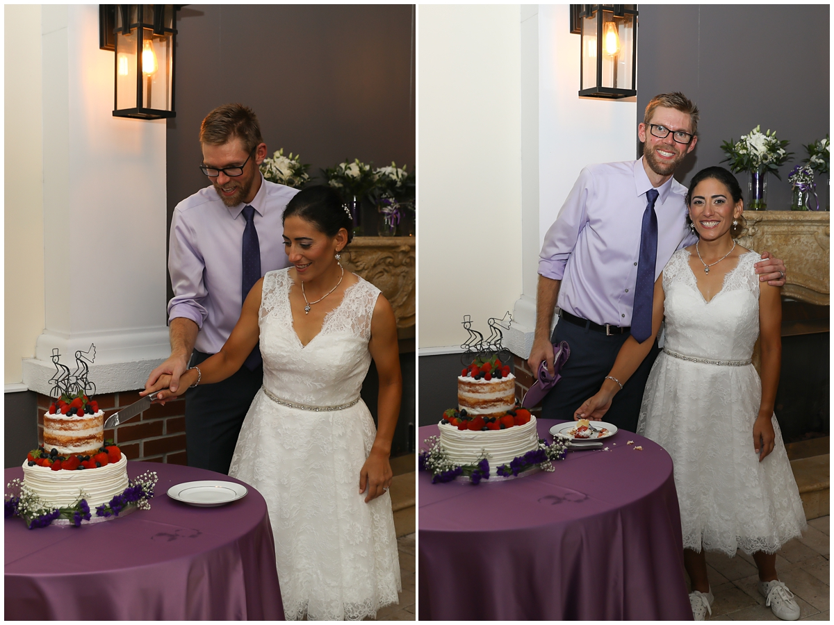 Publix cake cutting wedding