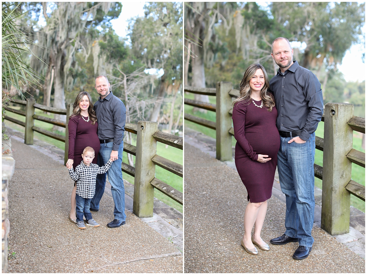 Philippe Park maternity photographer