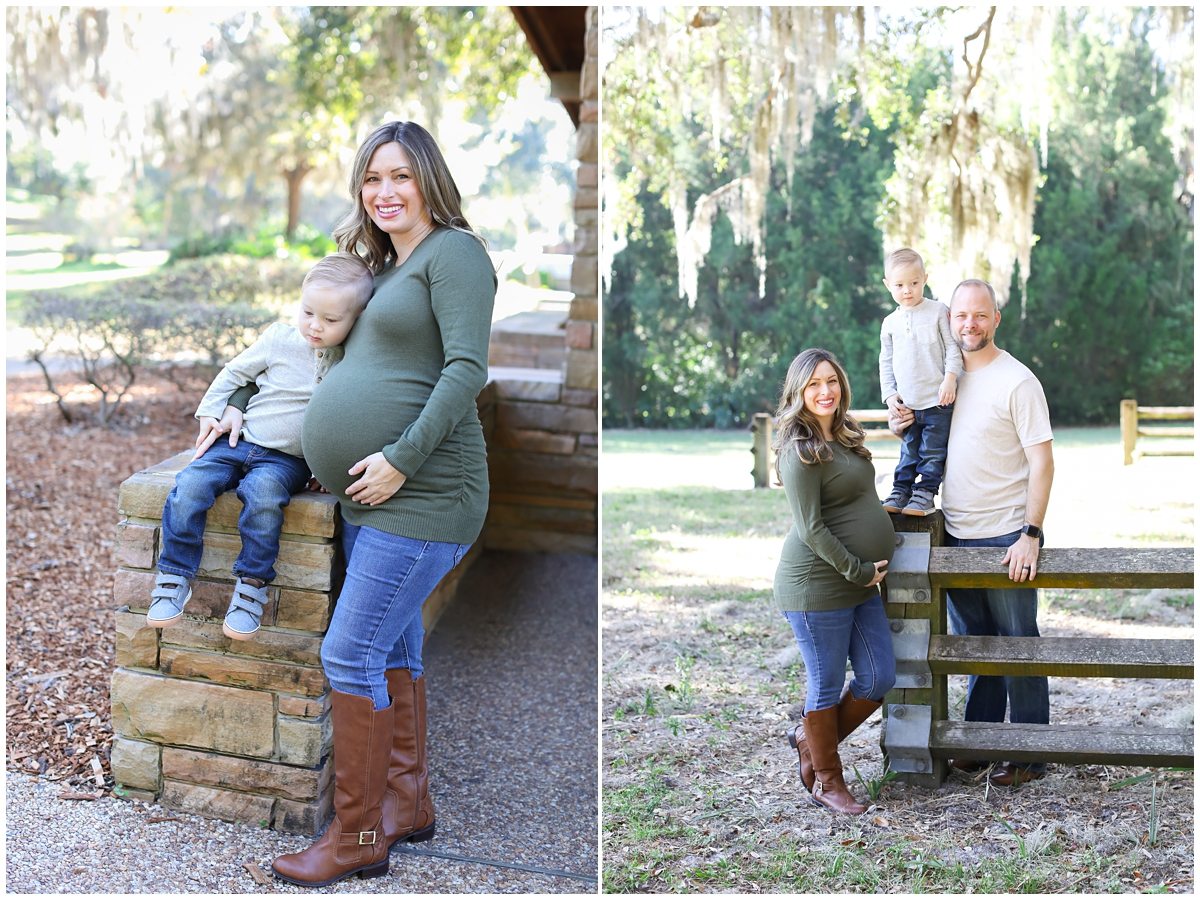 Maternity photographer Tampa