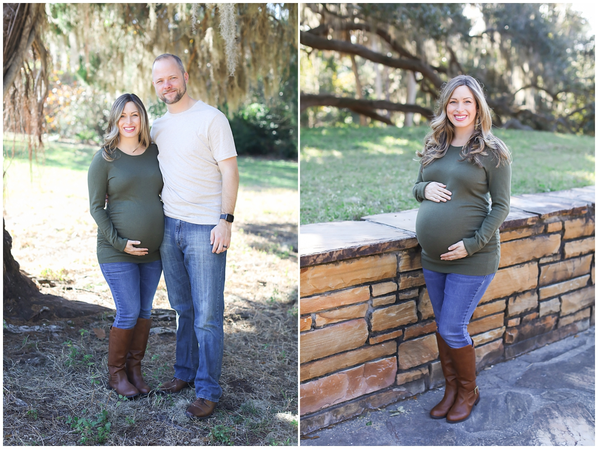 Westchase photographer family maternity