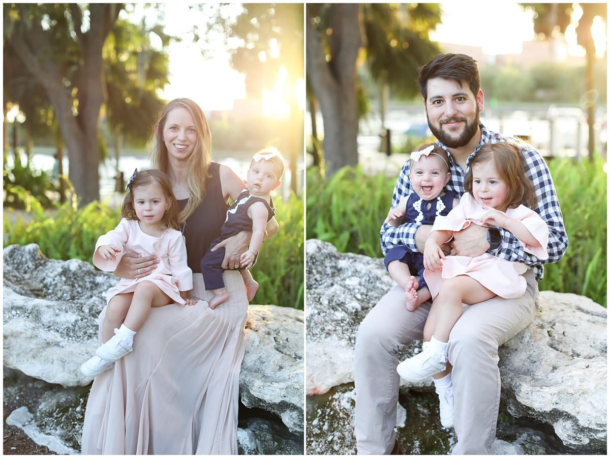 Family mini session Tampa