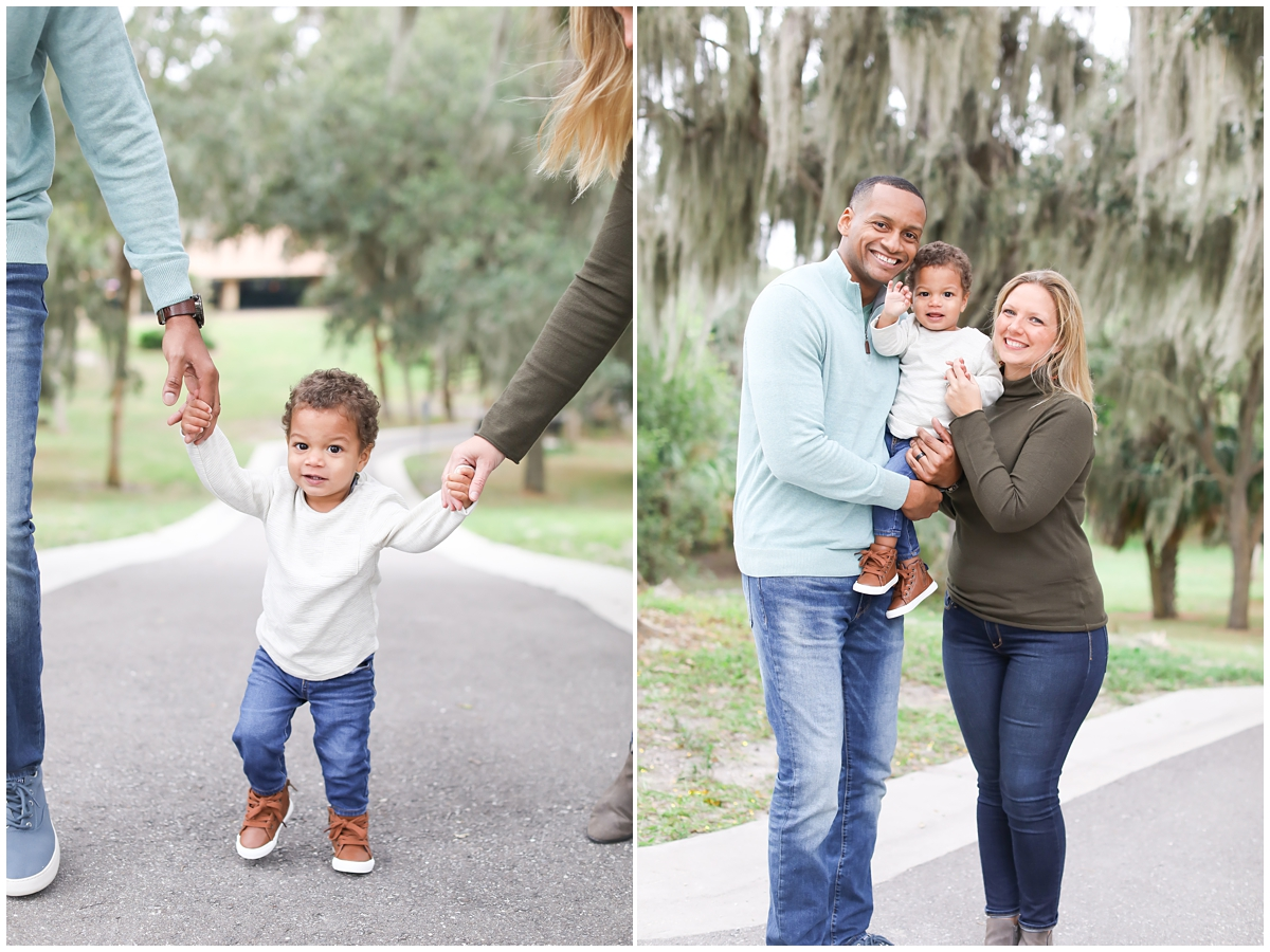 Safety Harbor family photographer