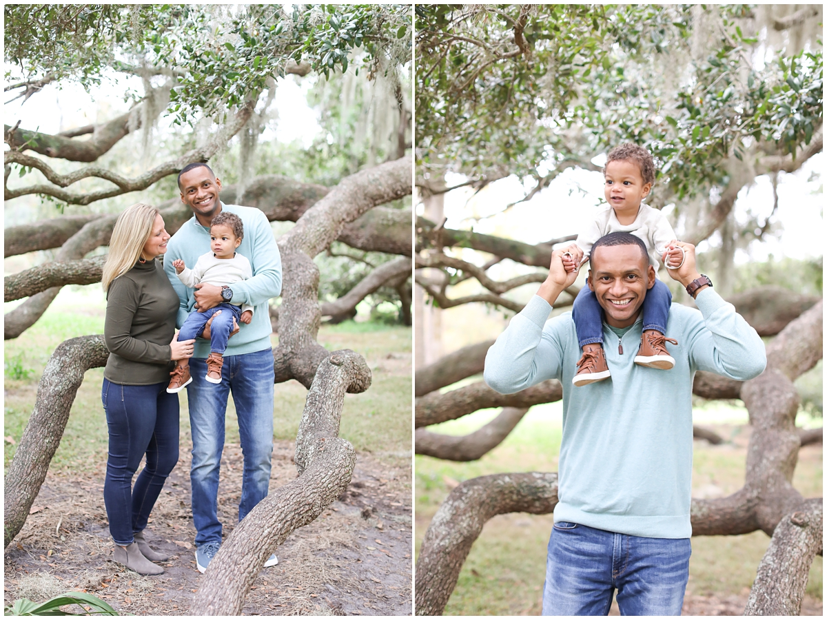 Safety Harbor family photography