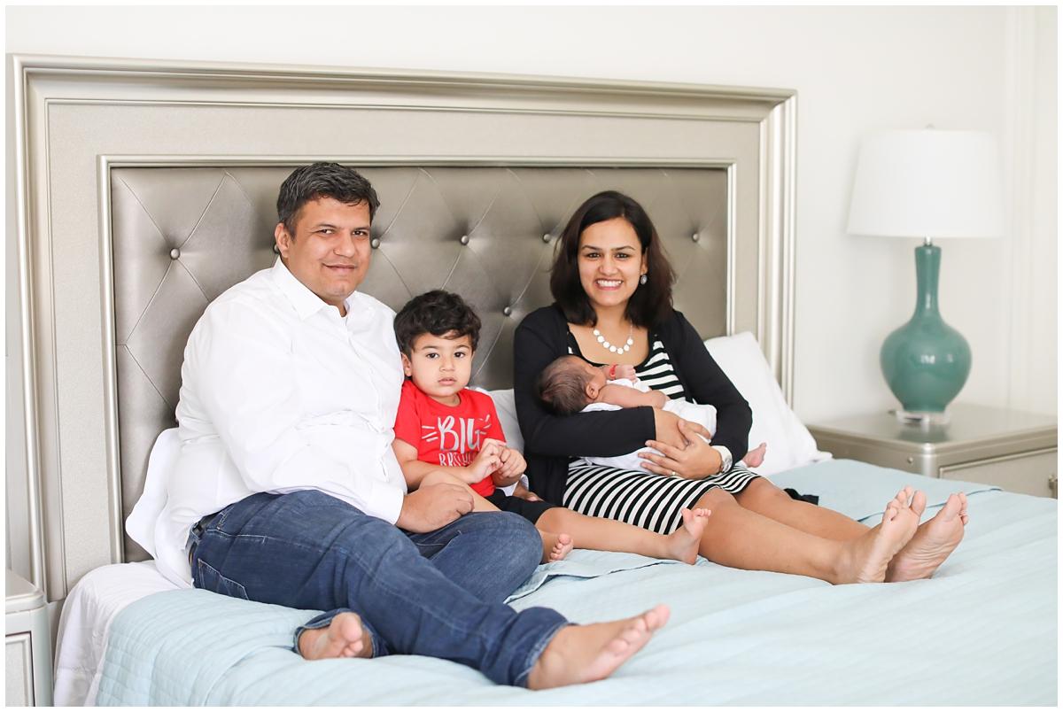 Westchase Family newborn Photographer