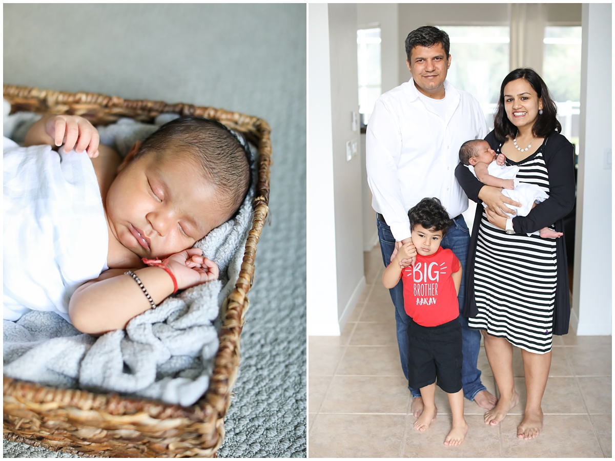 Westchase newborn photographer