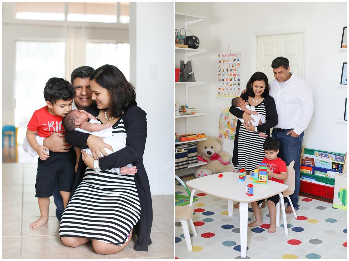Lifestyle family photos Tampa