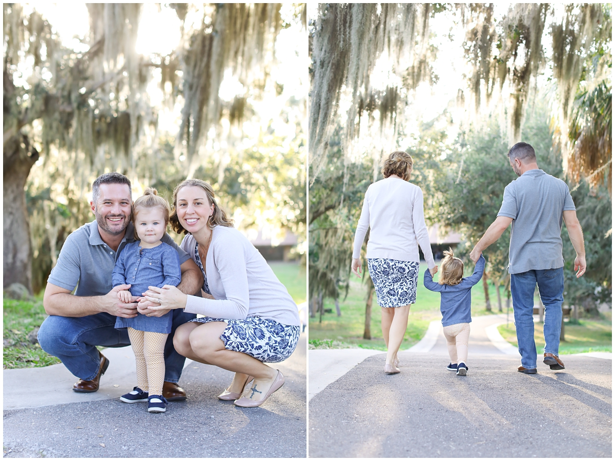 Tampa family maternity photos