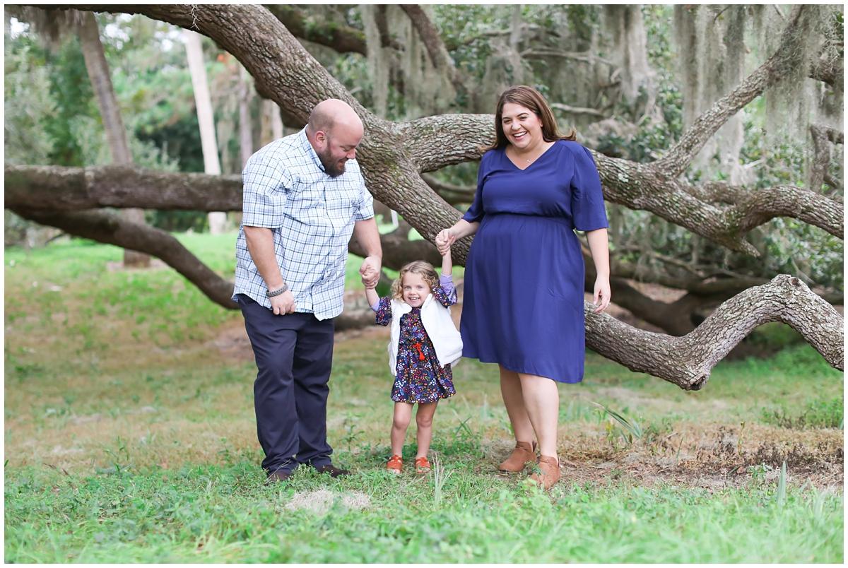 Philippe Park Family photos