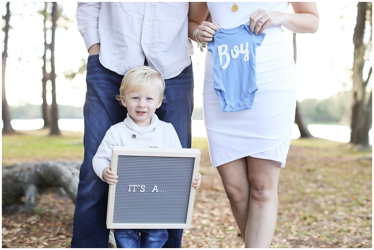 Westchase gender reveal photographer