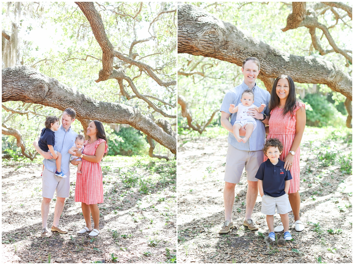 Westchase family newborn photography