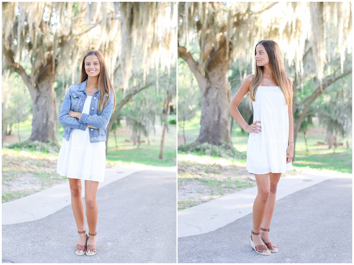 Westchase high school senior photos