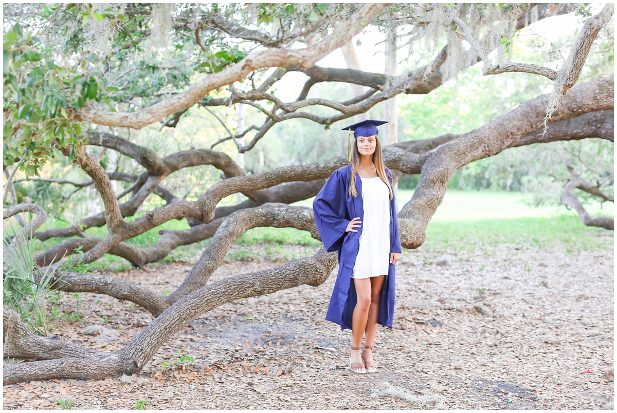 Tampa high school senior