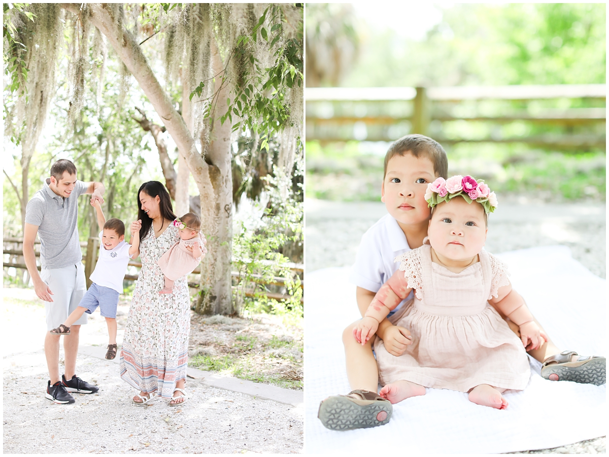 Tampa family photography
