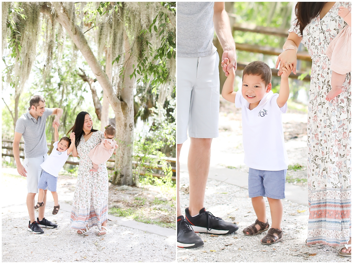 Westchase family photography